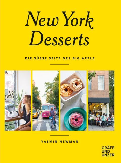 Backbuch von Yasmin Newman: New York Desserts