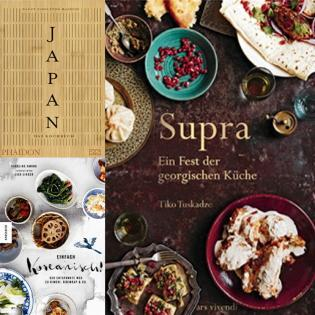 Neue Kochbücher Länderküche: Valentinas Lieblinge im Dezember 2018