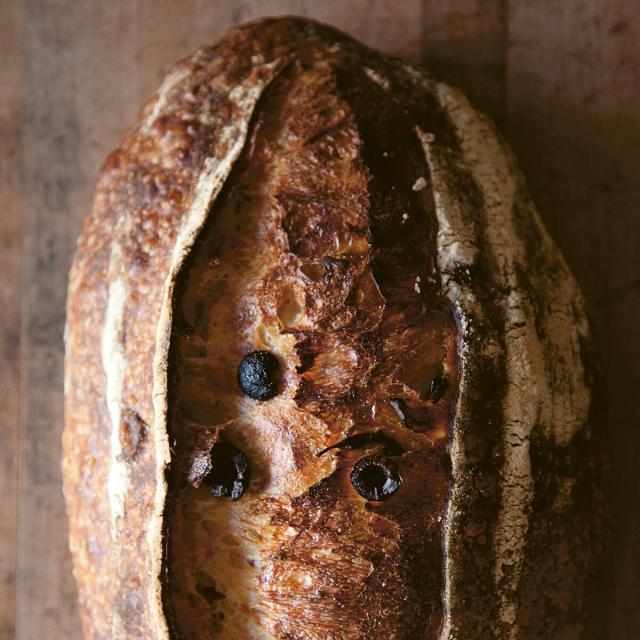 Rezept von Chad Robertson: Country Bread Oliven