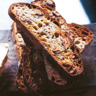 Rezept von Chad Robertson: Country Bread Walnusskerne