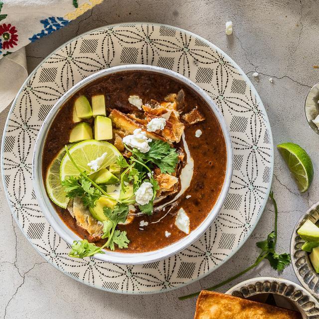 Rezept von Tanja Dusy: Tarasca-Suppe