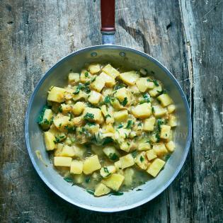 Rezept von Russell Norman: Venezianische Kartoffeln