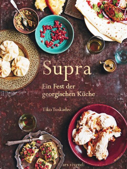 Kochbuch von Tiko Tuskadze: Supra