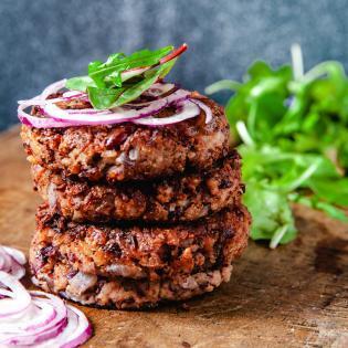 Rezept von Rita Serano: Rauchige Burger