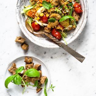 Rezept von Joshua McFadden: Emmer mit Tomaten