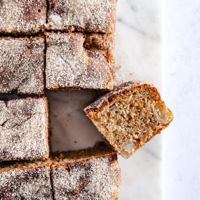 Rezept von Nigel Slater: Bananen-Kardamom-Kuchen