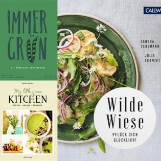 Neue Kochbücher Gartenküche: Valentinas Lieblinge im April 2019