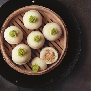 Rezept von Nancy Singleton Hachisu: Rüben mit Miso-Füllung