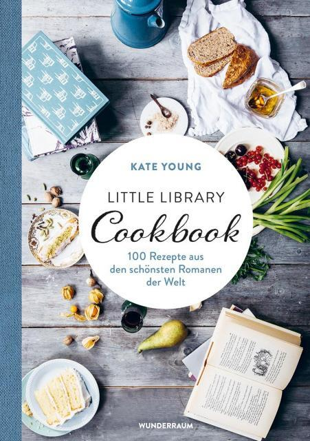 Kochbuch von Kate Young: Little Library Cookbook