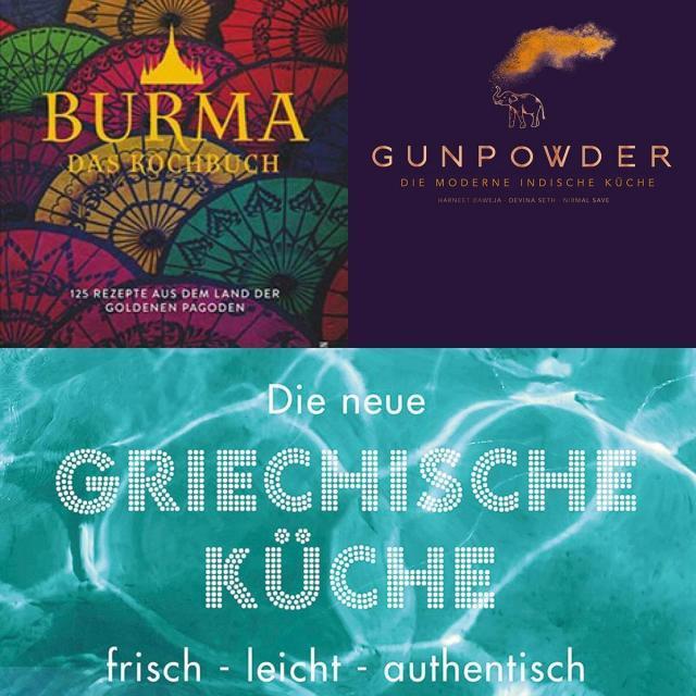 Neue Kochbücher Mai 2019: Länderküche