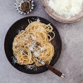 Rezept von Samin Nosrat: Pasta Cacio e Pepe