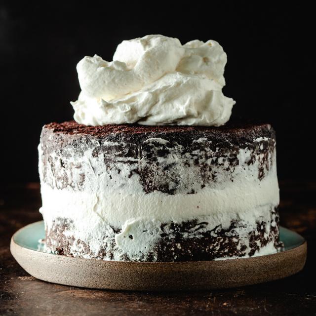 Rezept von Samin Nosrat: Loris Mitternachts-Schokoladenkuchen