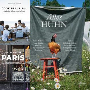 Neue Autoren-Kochbücher: Valentinas Lieblinge im Juni 2019