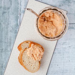Rezept von Paola Gavin: Liptoi-Käse