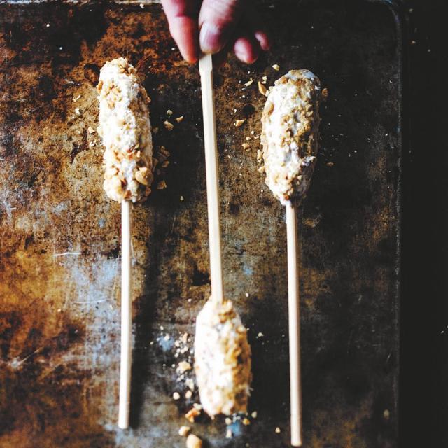 Rezept von Kim Thúy: Eisbananen