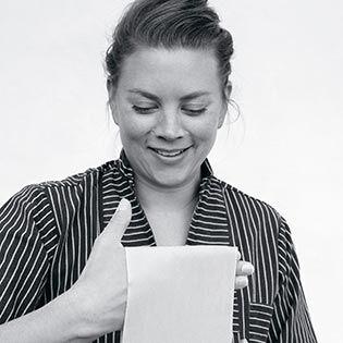 Kochbuchautorin Anna Pearson