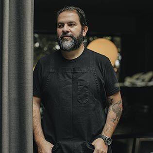Kochbuchautor Enrique Olvera