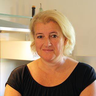 Kochbuchautorin Hildegard Möller