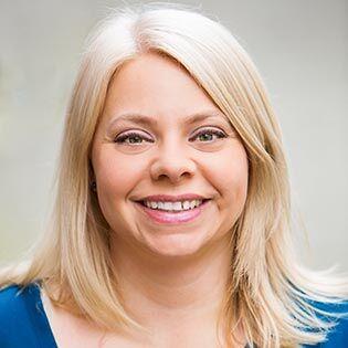 Kochbuchautorin Inga Pfannebecker