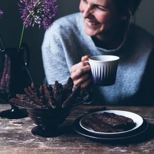 Rezept von My Feldt: Schokoladenkekse