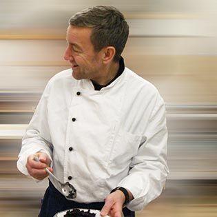 Kochbuchautor Thomas Vilgis