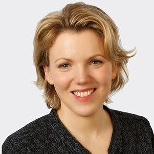 Kochbuchautorin Johanna Wack