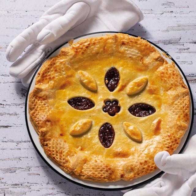 Rezept von Ilse König: Quitten Pie