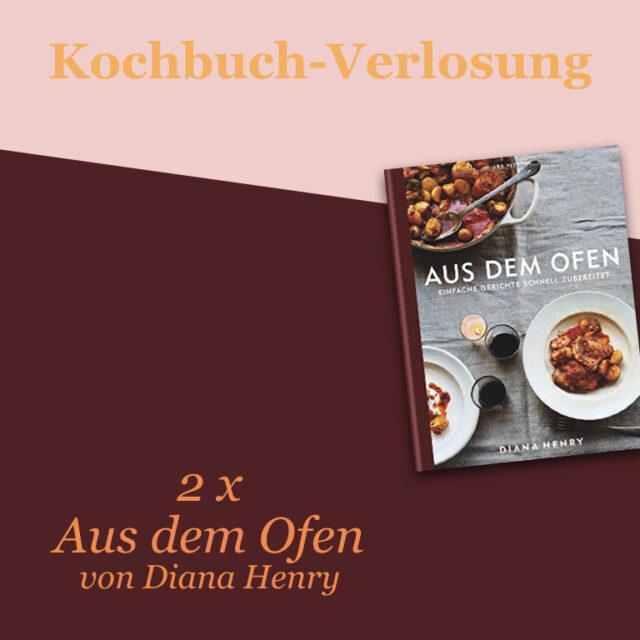Kochbuch-Verlosung im Oktober: 2 x Aus dem Ofen