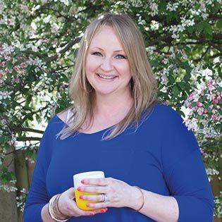 Kochbuchautorin Kat Mead
