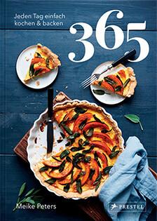 Kochbuch von Meike Peters: 365 Tage