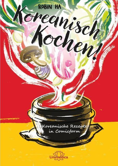 Kochbuch von Robin Ha: Koreanisch kochen!
