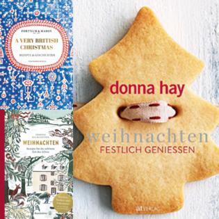 Winter 2019: Neue Kochbücher für Weihnachten
