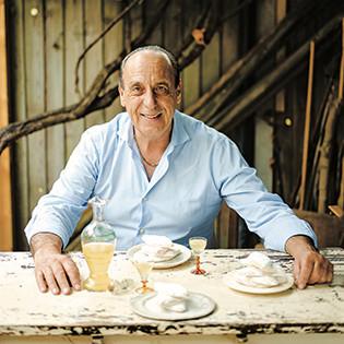 Kochbuchautor Gennaro Contaldo
