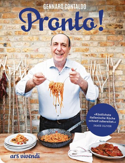 Kochbuch von Gennaro Contaldo: Pronto!