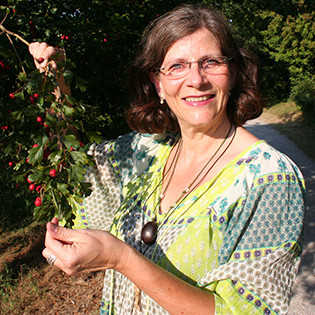 Kochbuchautorin Marion Reinhardt
