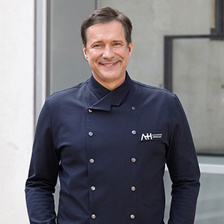 Kochbuchautor Alexander Herrmann