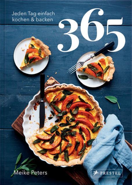 Kochbuch von Meike Peters: 365