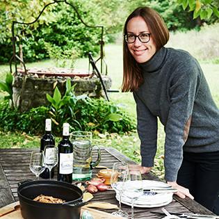 Kochbuchautorin Meike Peters