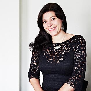 Kochbuchautorin Vicki Valsamis