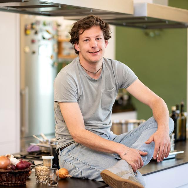 Interview: Ben Kindler über sein Kochbuch Bangkok