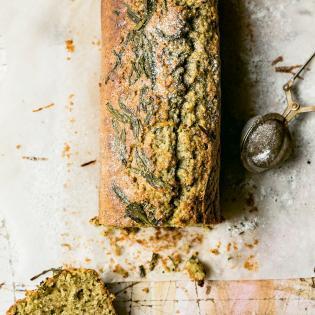 Rezept von Judith Gmür-Stalder: Grüntee-Cake