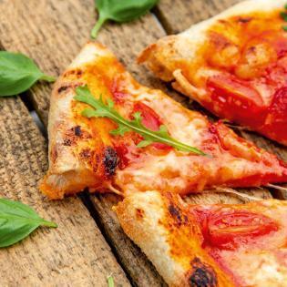 Rezept von Lutz Geißler: Pizza aus Sauerteig
