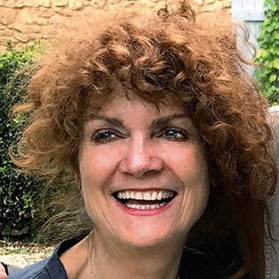 Kochbuchautorin Julia Watson