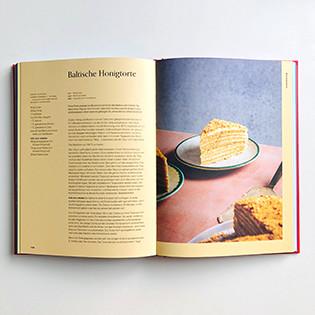 Kochbuch von Simon Bajada: Die baltische Küche