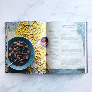 Kochbuch von Eleanor Ford: Fire Islands