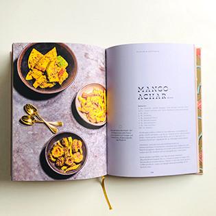 Kochbuch von Simone & Adi Raihmann: Karma Food