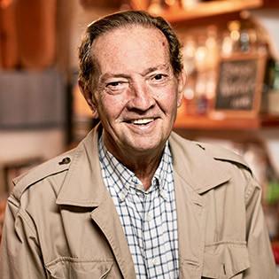 Kochbuchautor Martin Walker