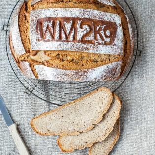 Rezept von Georg Matthes: Deutschlands Weizenmischbrot