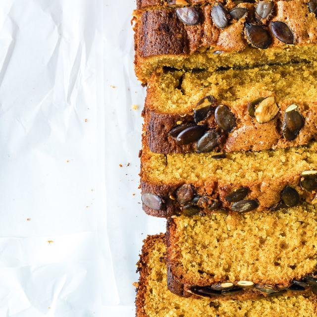 Rezept von Sonja Stötzel: Spiced Pumpkin Bread
