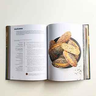 Backbuch von Dr. med. Björn Hollensteiner: Der Brotdoc